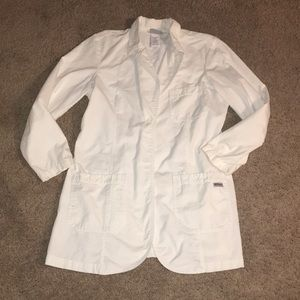 Grey's Anatomy size medium lab coat